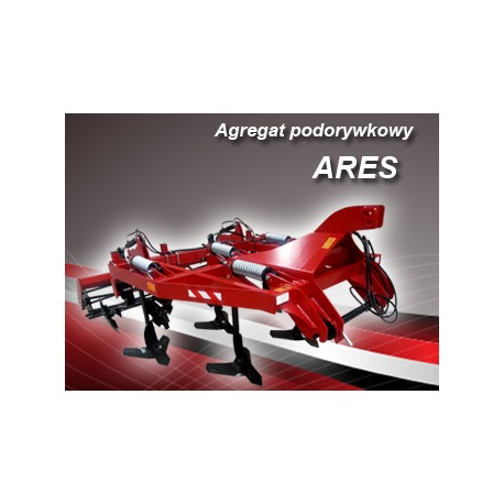 Agregat podorywkowy ARES AGRO-FACTORY