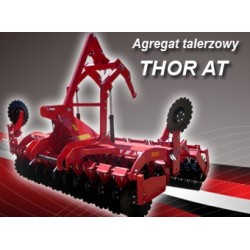 Agregat Talerzowy THOR AT AGRO-FACTORY